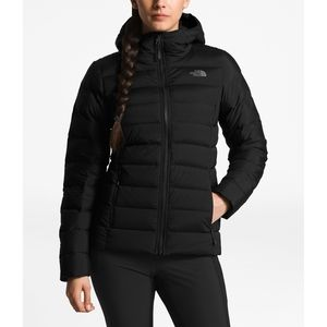 The North Face Stretch Hooded Down Jacket